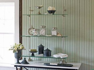 Adjustable Apothecary Shelf by America Retold   Shelf Accessories