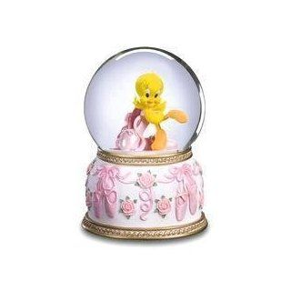 Looney Tunes Tweety Ballerina SF Music Box Water Globe  Collectible Figurines