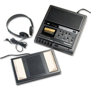 PANASONIC Analog Micro Cassette Recorder/Transcriber Model RR930 Electronics
