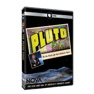 NOVA: The Pluto Files: Hosted by Neil deGrasse Tyson, Terri Randall: Movies & TV