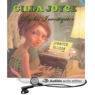 Gilda Joyce, Psychic Investigator (Audible Audio Edition): Jennifer Allison, Jessica Almasy: Books