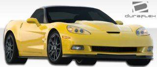 2005 2013 Chevrolet Corvette Duraflex ZR Edition Wide Body Body Kit   9 Piece   Includes ZR Edition Front Bumper Cover (105766) ZR Edition Front Lip Under Spoiler Air Dam (105767) ZR Edition Side Skirts Rocker Panels (105769) ZR Edition Rear Diffuser (1056