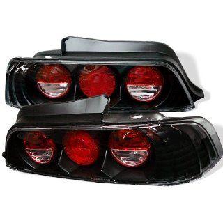Spyder Auto Honda Prelude Black Altezza Tail Light Automotive