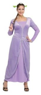 Shrek Princess Fiona, Plus Size Costume: Clothing