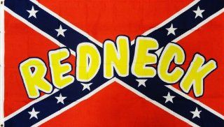Redneck Confederate Flag #17 : Other Products : Patio, Lawn & Garden