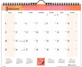 AT A GLANCE 2014 Monthly Inspired Wall Calendar, 15 x 12 Inch Page Size (998 3)