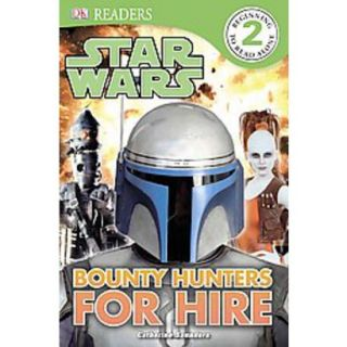 DK Readers Star Wars Bounty Hunters for Hire (