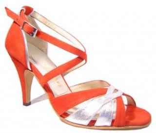 Mythique Women's Tango Ballroom Salsa Latin Dance Shoes Sabrina Shoes