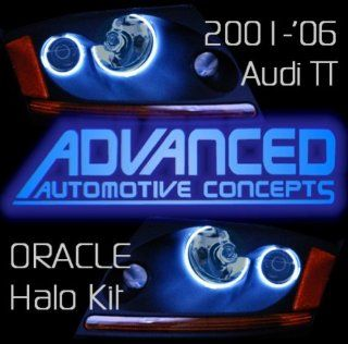 Audi TT Oracle Halo Kit    10000K: Automotive