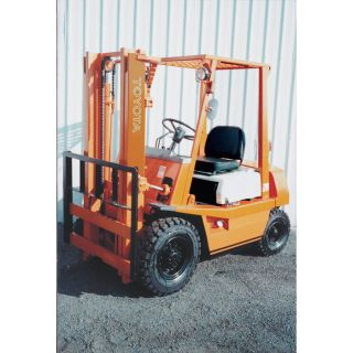 YALE Reconditioned Forklift — 2 Stage with Side Shift, 3000-lb. Capacity, 1997–2003  Forklifts