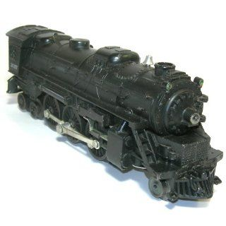 Vintage Postwar 1953 1963 Lionel O27 Gauge Steam Engine Locomotive No. 2037