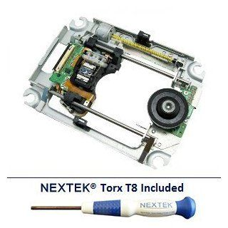 New   Sony PS3 Laser Lens + Deck (KES 450A/ KES 450AAA/ KEM 450A/ KEM 450AAA) + Nextek� Torx T8 Security Screwdriver: Computers & Accessories