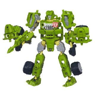 Transformers Construct Bots Elite Class Autobot Hound Buildable Action Figure: Toys & Games