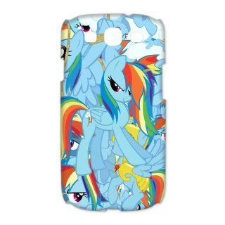 Rainbow Dash Case for Samsung Galaxy S3 I9300, I9308 and I939 Petercustomshop Samsung Galaxy S3 PC00984: Cell Phones & Accessories