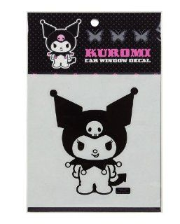 "Hello Kitty   Kuromi 6"" Car Window Decal: Automotive"