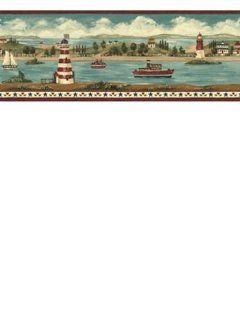 Allvalue Border Pattern #9X09Uhrur9V   Wallpaper Borders