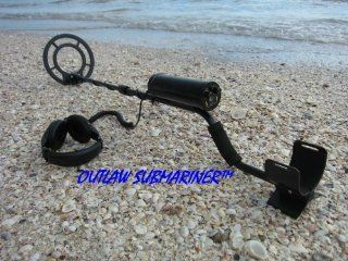 OUTLAW SUBMARINER Metal Detector/Waterproof/Under Water/Submersible/Scuba  Hobbyist Metal Detectors  Patio, Lawn & Garden