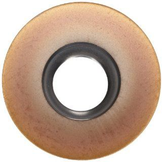 """Sandvik Coromant R300 1240E KL 1020 PVD Coated Solid Carbide CoroMill 300 Profile Indexable Milling Insert, 12 Inscribed Circle, 0.1563"""" Thick (Pack of 10) Industrial & Scientific"""