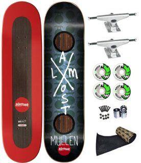 7d85f0e1ad Almost Rodney Mullen X Mark Impact Plus 8.0 Skateboard Deck Complete ...