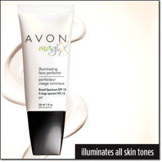 Avon Magix Illuminating Face Perfector SPF 15   1 FL OZ Beauty