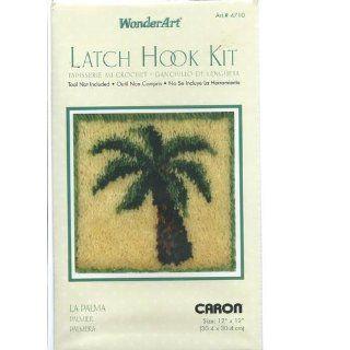 Wonderart 4670 12 Inch by 12 Inch Latch Hook Kit, Puppy Love