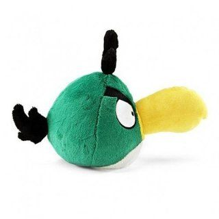 Angry Birds Green Toucan Boomerang 8 Inch Soft Toys Toys & Games