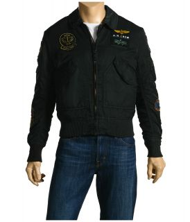 Alpha Industries CWU Pilot Mens Jacket (Gray)