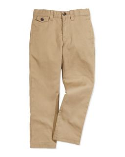 Lightweight Chino Pants, Boys 2T 3T   Ralph Lauren Childrenswear
