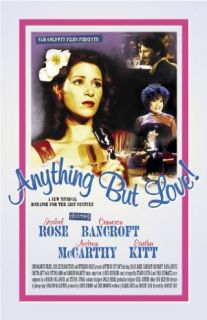 Anything But Love: ISABEL ROSE (BILLIE GOLDEN), CAMERON BANCROFT (GREG ELLENBOGEN), ANDREW MCCARTHY (ELLIOT SHEPHARD), ILANA LEVINE (MARCY):  Instant Video
