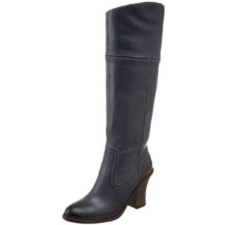 Lucky Brand Women's Elena Knee High Boot, Midnight, 5 M US: Shoes