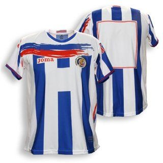 Joma Costa Rica Jersey   Away   World Cup 2006 : Athletic Jerseys : Sports & Outdoors