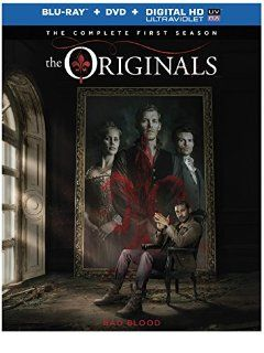 The Originals: Season 1 [Blu ray]: Joseph Morgan, Daniel Gillies, Claire Holt, Phoebe Tonkin, Charles Michael Davis, Daniella Pineda, Leah Pipes, Danielle Campbell, Julie Plec, Leslie Morgenstein, Gina Girolamo: Movies & TV