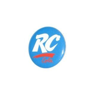 RC Cola Soda Button Toys & Games