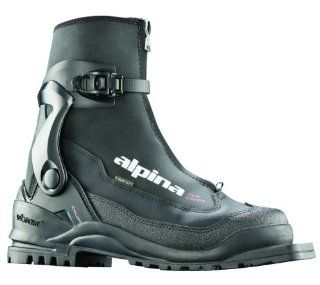 Alpina Explorer Back Country Nordic Cross Country Ski Boots with 3 Pin Soles  Sports & Outdoors