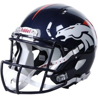 Riddell Denver Broncos Revolution Speed Full Size Authentic Football Helmet