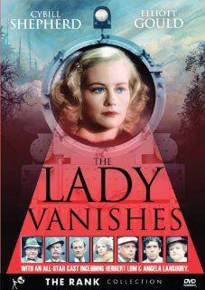 Lady Vanishes: Cybill Shepherd, Elliott Gould, Angela Lansbury, Herbert Lom: Movies & TV