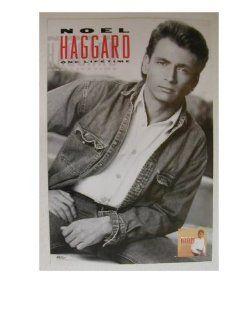 Noel Haggard Poster Merle Son : Prints : Everything Else