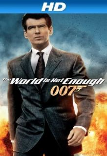 The World Is Not Enough [HD] Pierce Brosnan (James Bond), Sophie Marceau (Elektra King), Robert Carlyle (Renard), Denise Richards (Christmas Jones)  Instant Video