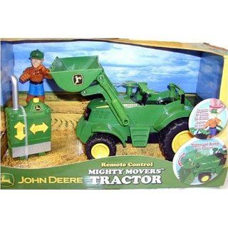 John Deere Mighty Mover  Radio Control (small): Toys & Games