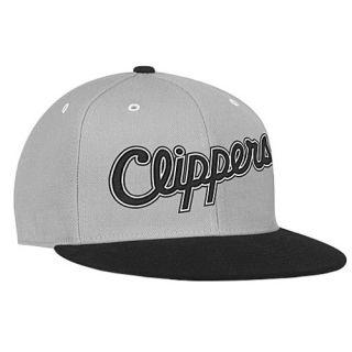 Mitchell & Ness NBA XL Wordmark Fitted Cap   Mens   Basketball   Accessories   New York Knicks   Grey