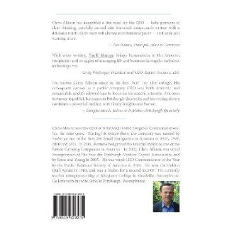 You'll Manage: Lessons Learned From A Former CEO: Chris Allison: 9780615828275: Books