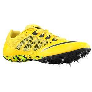 Nike Zoom Rival S 7   Mens   Track & Field   Shoes   Tour Yellow/Black/Volt