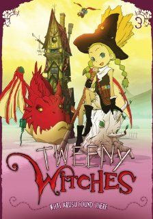 Tweeny Witches Vol 3: What Arusu Found There: Sachiko Kojima, Julie Maddalena, Yoshiharu Ashino, Yasuhiro Aoki: Movies & TV