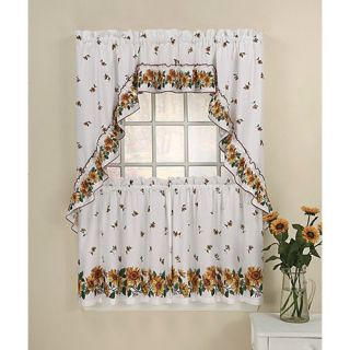 CHF Industries Sunny Day Kitchen Curtain Set   Curtains
