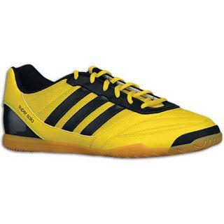 adidas Freefootball Super Sala   Mens   Soccer   Shoes   Black/White/Solar Slime