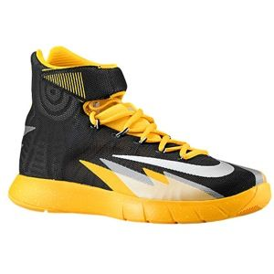 Nike Zoom Hyper Rev   Mens   Basketball   Shoes   Black/Yellow