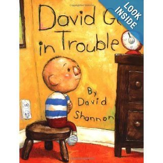 David Gets In Trouble: David Shannon: 9780439050227:  Children's Books