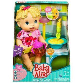 Hasbro Baby Alive Baby All Gone Doll Set baby gift idea  Baby