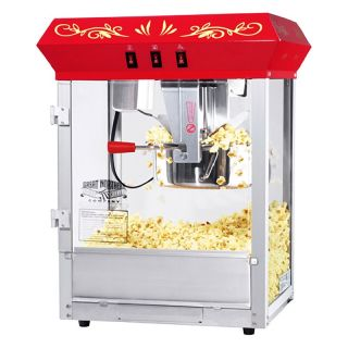Great Northern Popcorn GNP 850 All Star Classic Style Popcorn Top   Commercial Popcorn Machines