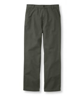 Pathfinder Chinos, Natural Fit